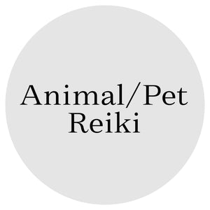 Animal/Pet Reiki (Done Remotely)