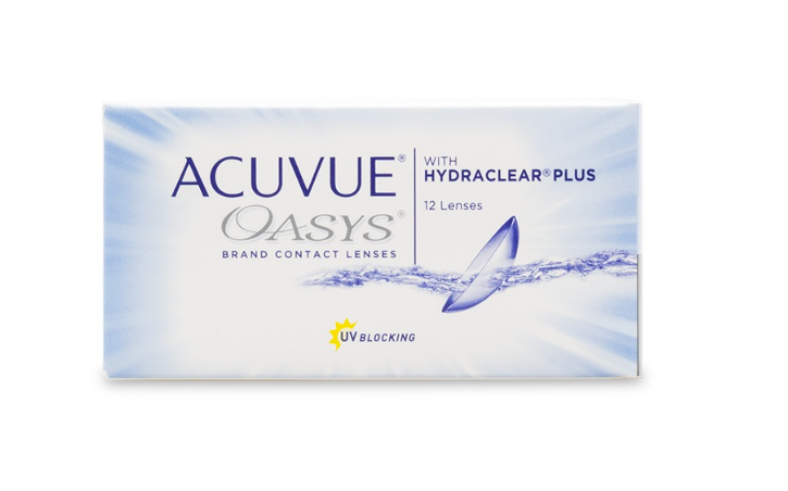 Acuvue Oasys 12 Pack - Lensbox™