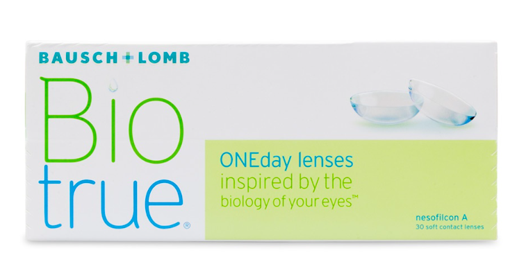 Biotrue ONEday 30-Pack - Lensbox™
