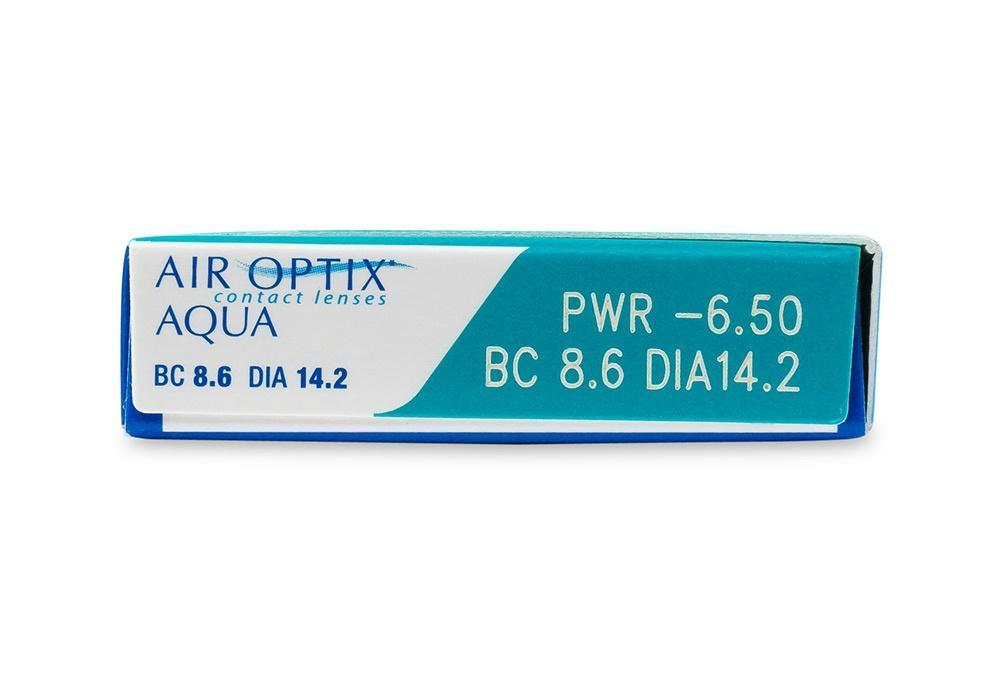 Air Optix Aqua (6 Pack)