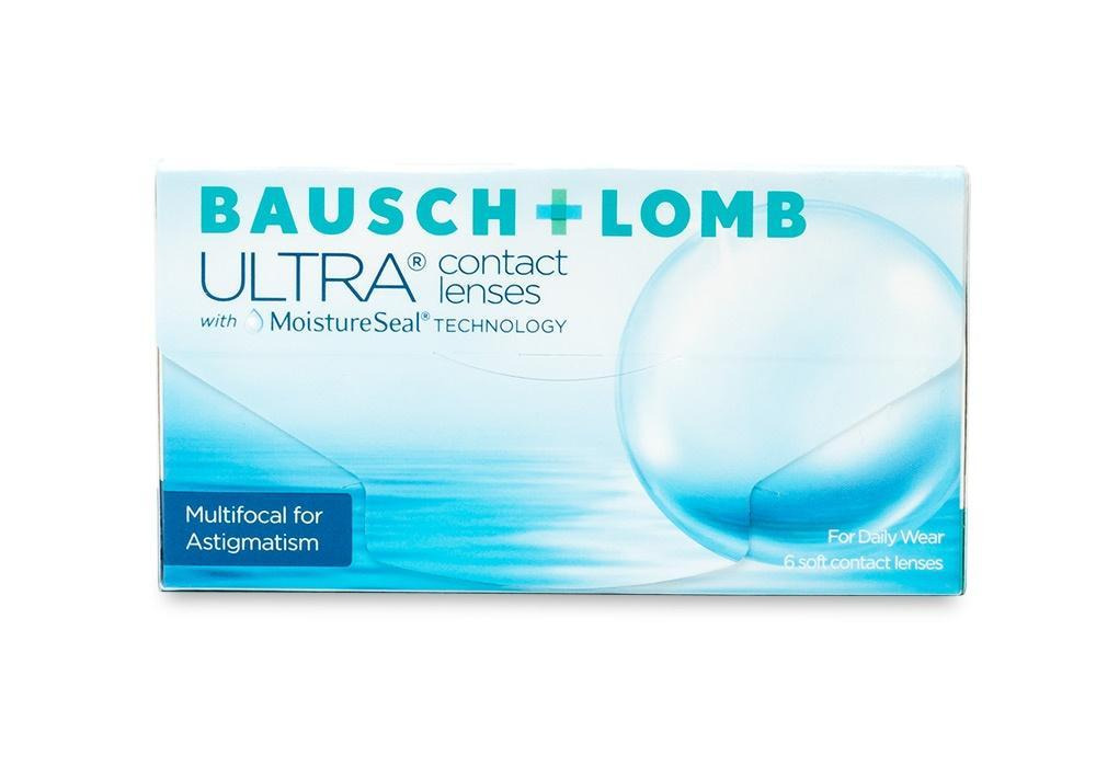Bausch+Lomb ULTRA Multifocal for Astigmatism (6 Pack)