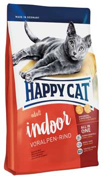 Indoor Beef Cat Food