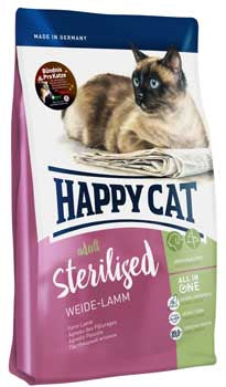 Sterilised Lamb Cat Food