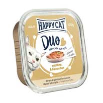 Beef & Rabbit Wet Cat Food
