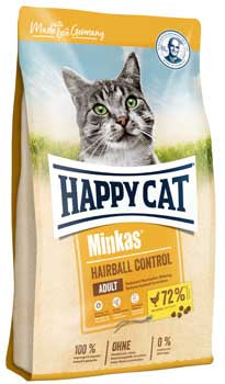 Hairball Control cat Food