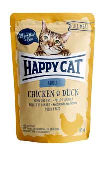 Chicken & Duck  Wet Cat Food