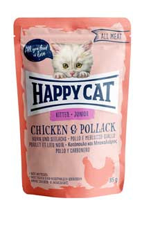 Junior Chicken & Pollack Wet Cat Food