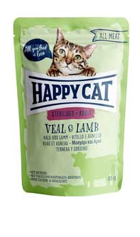 Veal & Lamb All Meat Wet Food