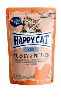 Turkey & Pollack Wet Cat Food