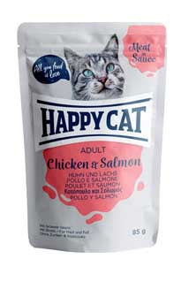 Chicken & Salmon Wet Cat Food
