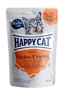 Chicken & Turkey Wet Cat Food