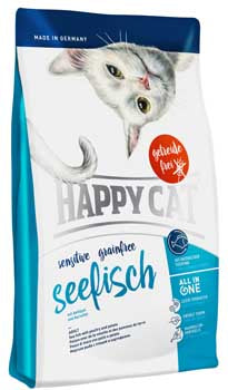 Grain Free Sea Fish Cat Food