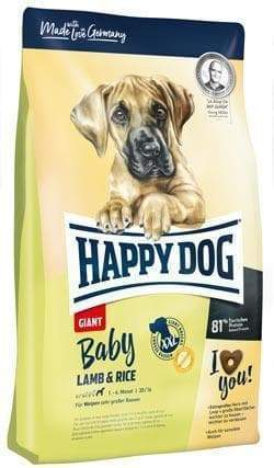 Puppy Food - Giant baby