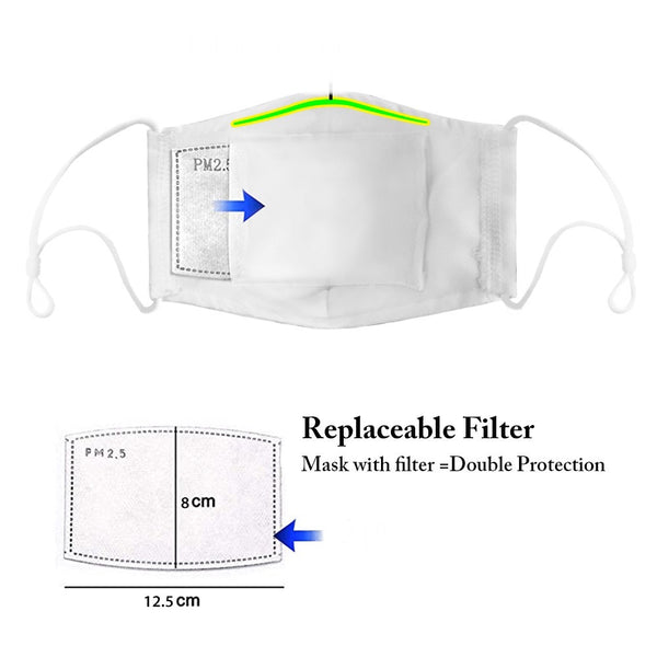 Mask Filter Replacements