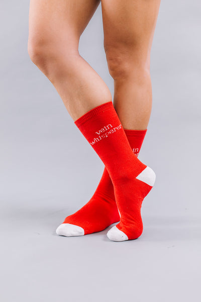 Vein Whisperer Socks