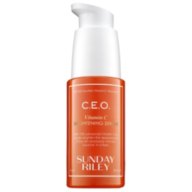 sunday riley best vitamin c serums