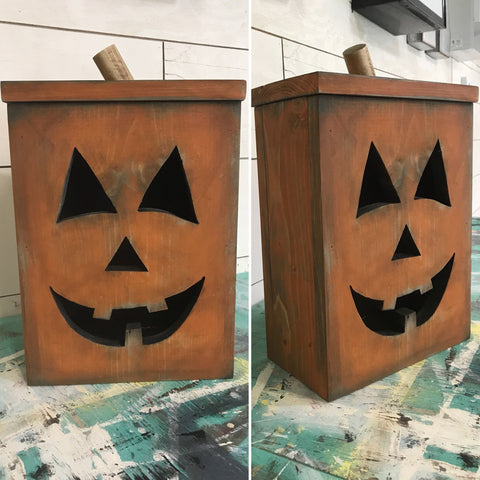 Jack O-Lantern Kit [In-Store Pickup]