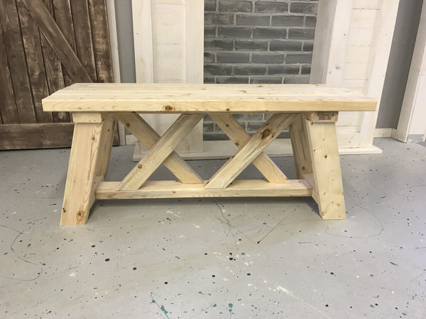 Wholesale Farmhouse Bench