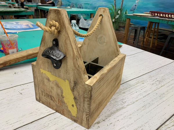Beer Caddy (Drink Local)