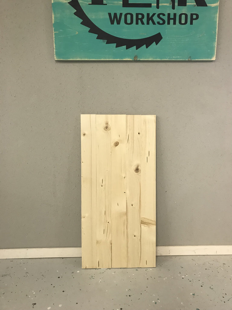 Wholesale 3 Foot Plank Sign