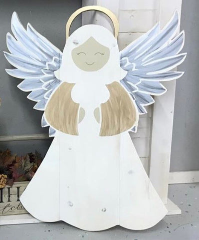 Angel Cutout