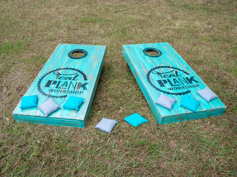 Cornhole Board Workshop