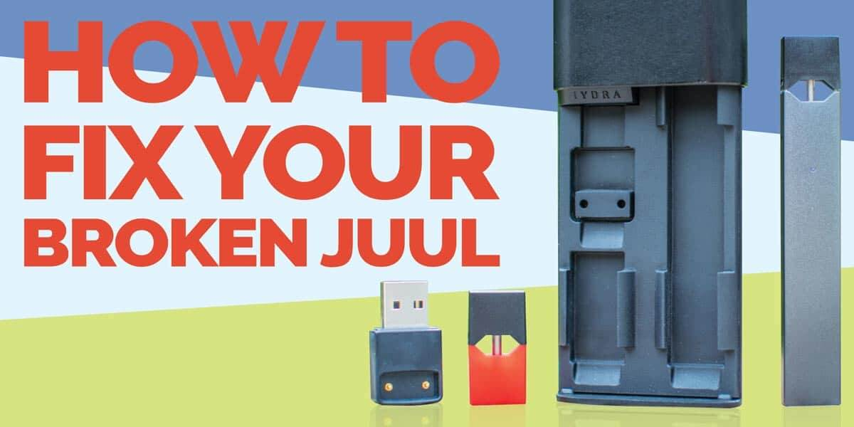 How to fix my hot Juul