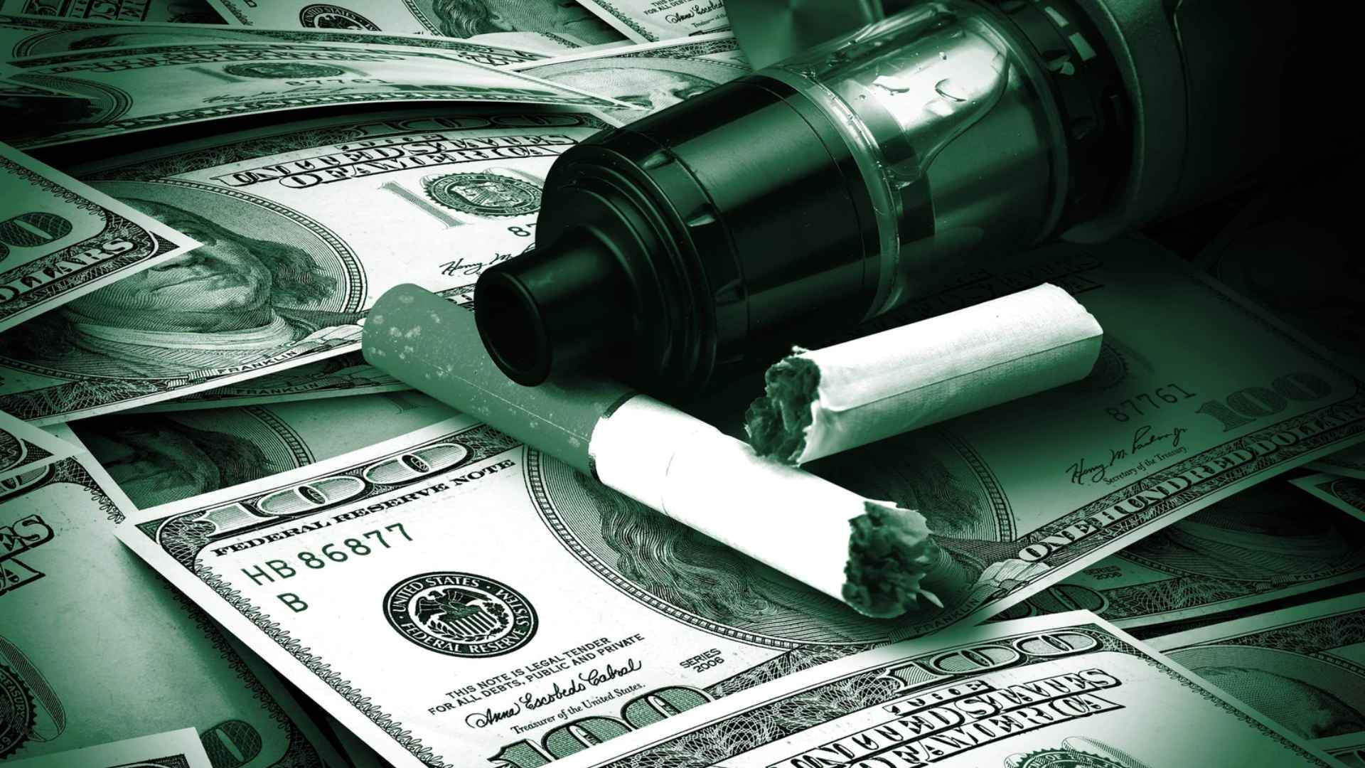 Save Your Money From Smoking To Vaping
