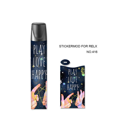Image of Relx Protective Skin Vape Kit Wraps Sticker Australia