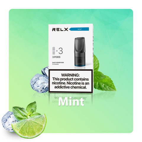 Image of Relx Pods - Mint