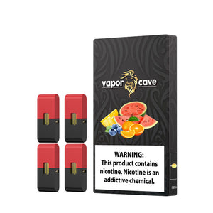 NICOTINE/NICOTINE-FREE COMPATIBLE PODS FOR JUUL