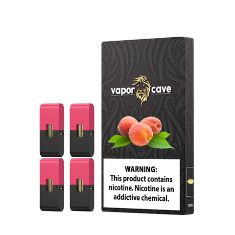 Image of NICOTINE FREE COMPATIBLE PODS FOR JUUL