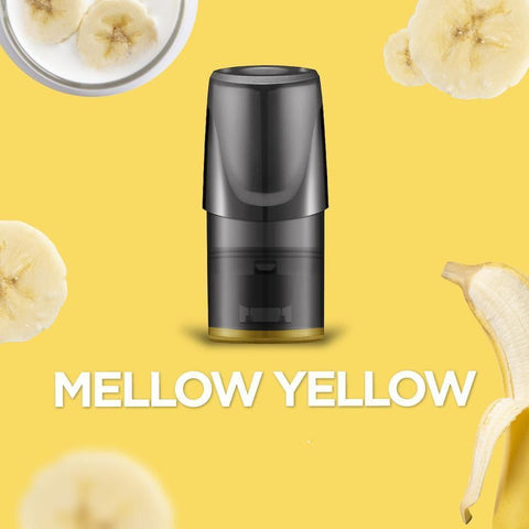 Relx Pods - Banana Smoothie Australia Vape Pen Zone Electric Cigarette