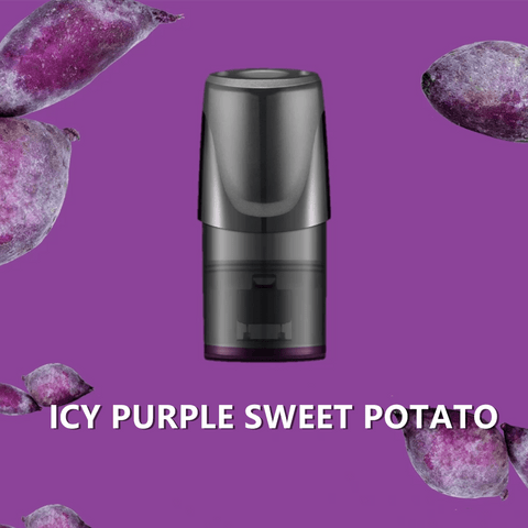 Image of Relx Pods - Icy Purple Sweet Potato(Taro) | Relx Australia | Vapepenzone AU