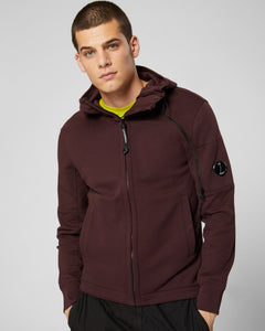C.P Company Hooded Sweatshirt Jacket