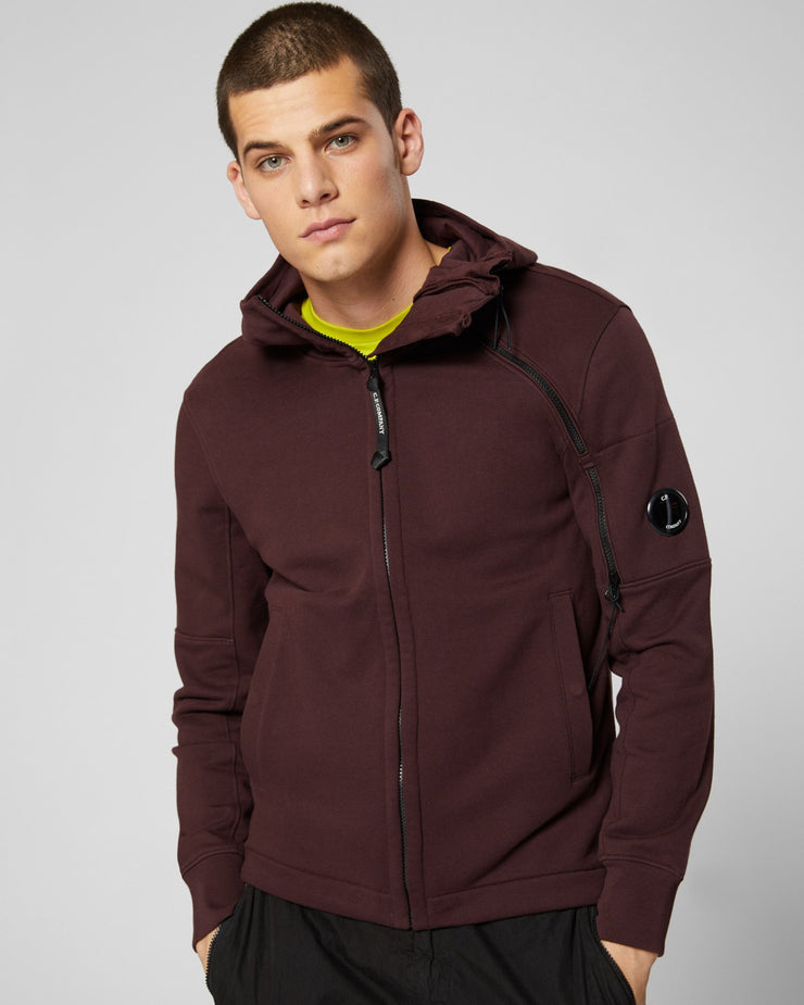 C.P Company Hooded Sweatshirt Jacket - Bill Hallman- Inman Park