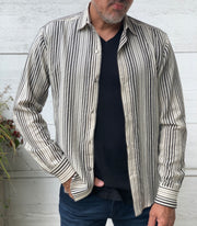 BH Ls button down shirt - Bill Hallman- Inman Park