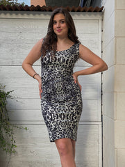 Slvs Body Con Dress - Bill Hallman- Inman Park