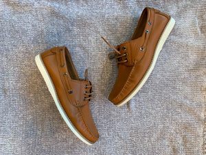 Phipps and Lenox Boat Shoes