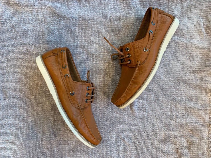 Phipps and Lenox Boat Shoes - Bill Hallman- Inman Park