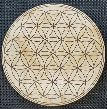 Crystal Grid Board - Flower of Life