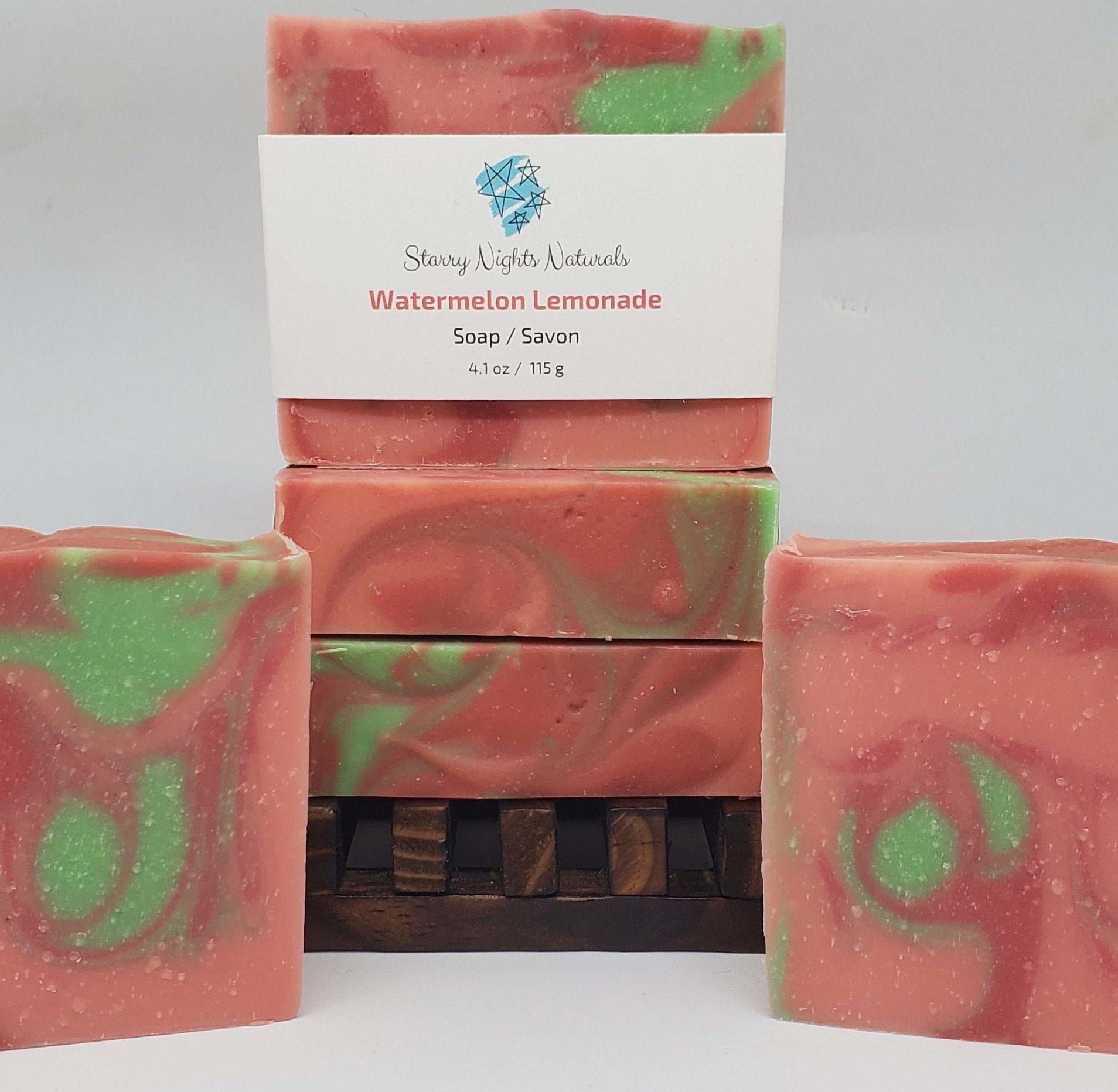 Watermelon Lemonade Artisan Soap