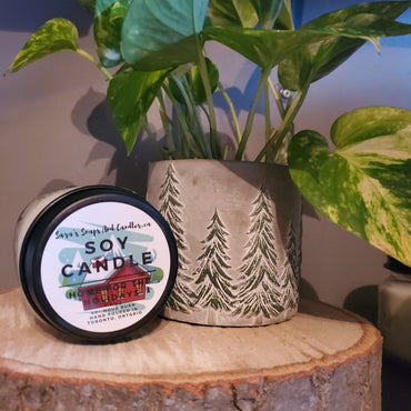 Home for the Holidays Candle - Small
