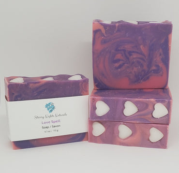 Love Spell Artisan Soap