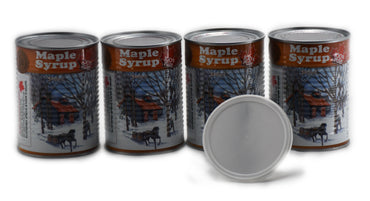 4x 540 ml Cans - Canada Grade A - Amber