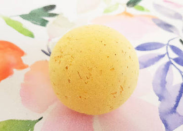 Relaxing All Natural Bath Bombs