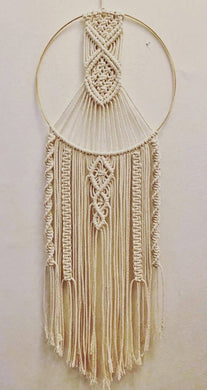 Macramé Boho Dream Catcher