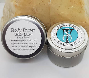 Hydrating All Natural Body Butter