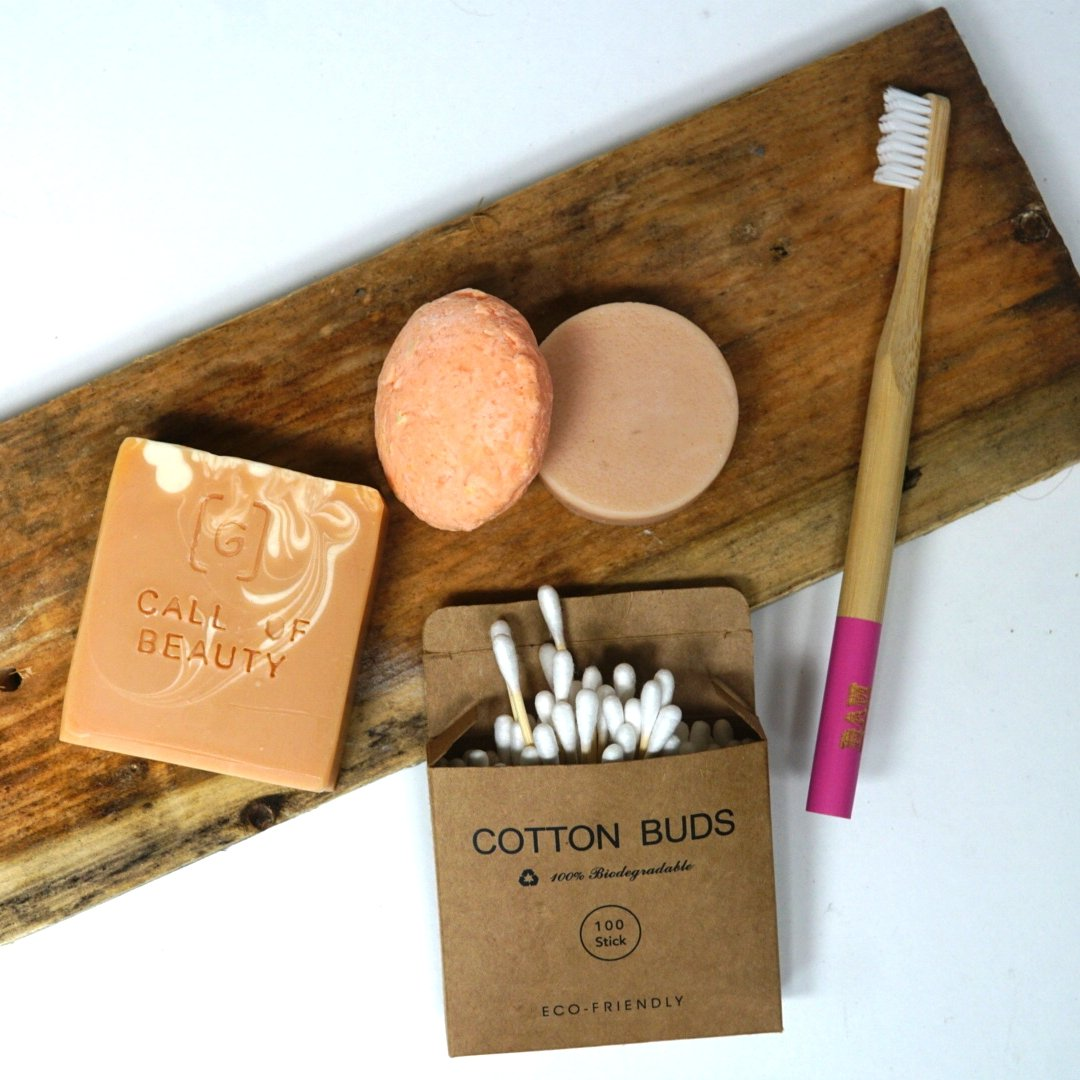 Call of Beauty Zero Waste Bathroom Kit