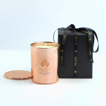 LUXA rose gold vessel